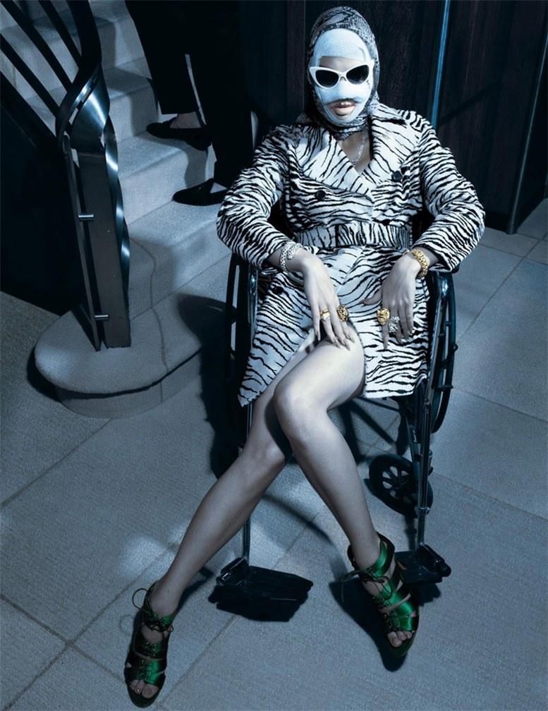 Кристал Ренн / Crystal Renn by Tom Ford