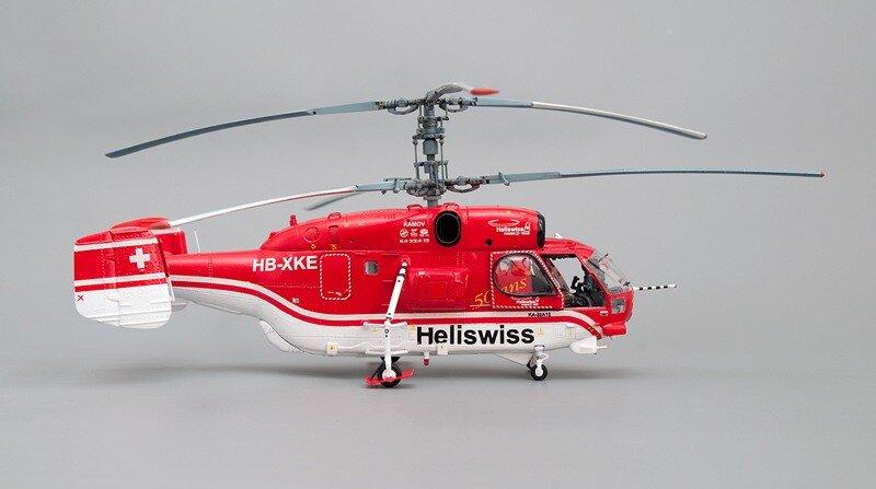 Ка-32, Heliswiss