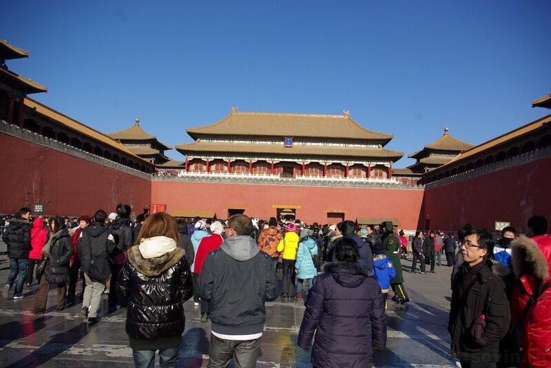 Великой гармонии тяньаньмэнь