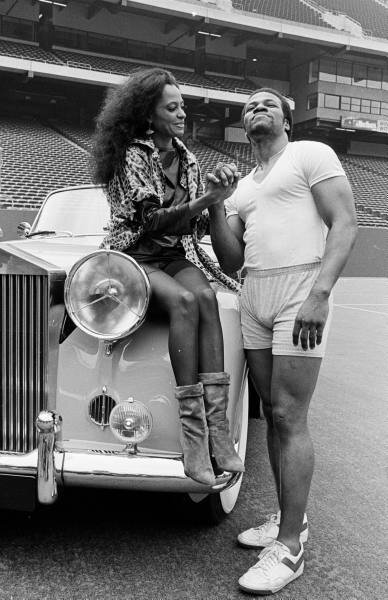 1980s, cars, Diana Ross,