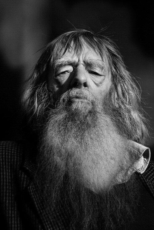 Photographer Gerard Sexton