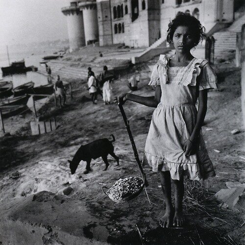 by Mary Ellen,India 1989