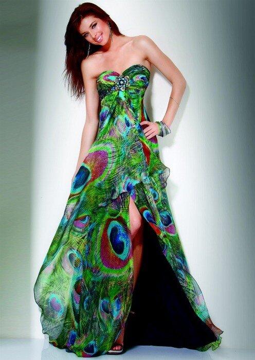 Вечерние платья - pic Evening dresses фото 320444.