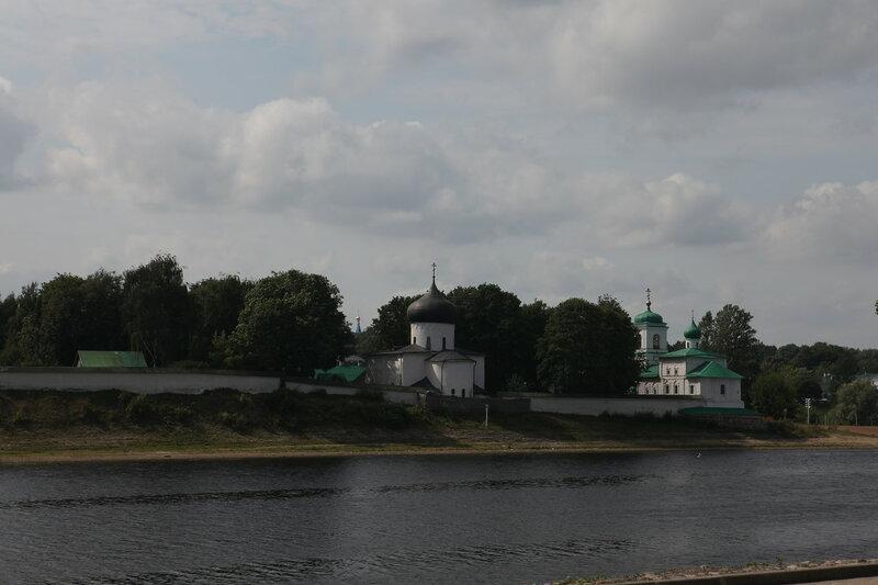 Псков - Мирожский монастырь