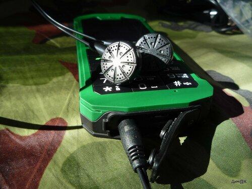 Texet TM-509R (гарнитура)