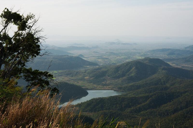 В горах Южного Вьетнама