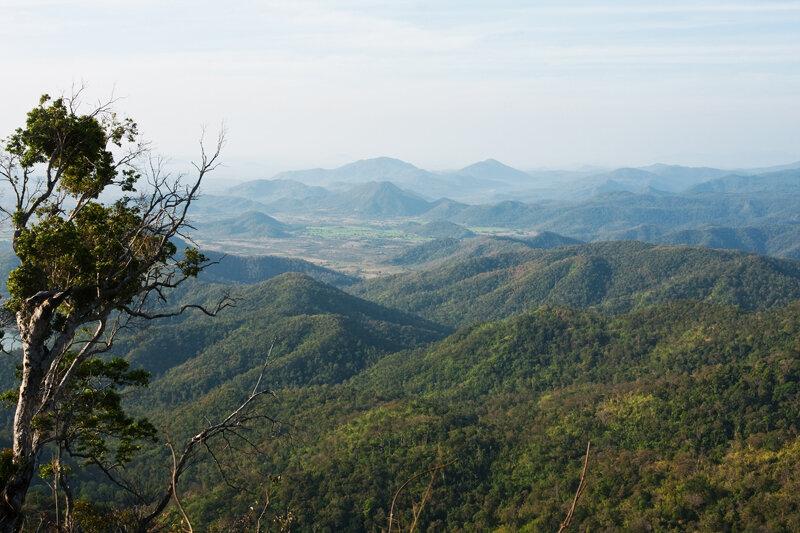 В горах Южного Вьетнама-3