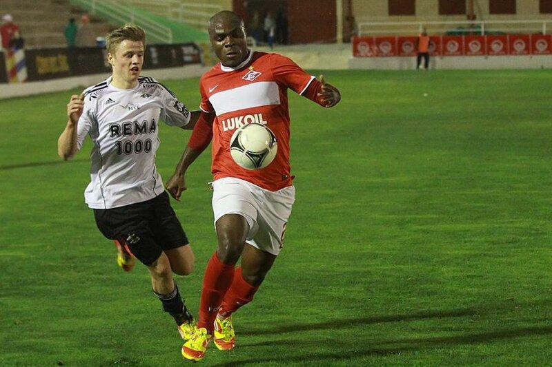 «Спартак» vs «Русенборг» 8:9 П (1:1) Copa del Sol 2012 (Фото)
