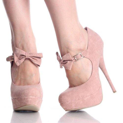 Самые Высокие Туфли На Каблуке Фото
