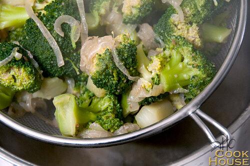 Крум-суп из брокколи