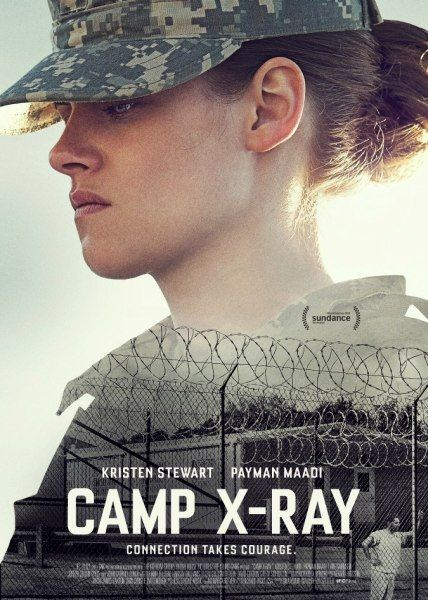 Лагерь «X-Ray» / Camp X-Ray (2014) BDRip/720p + HDRip