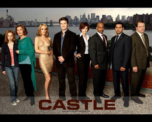 castle, касл