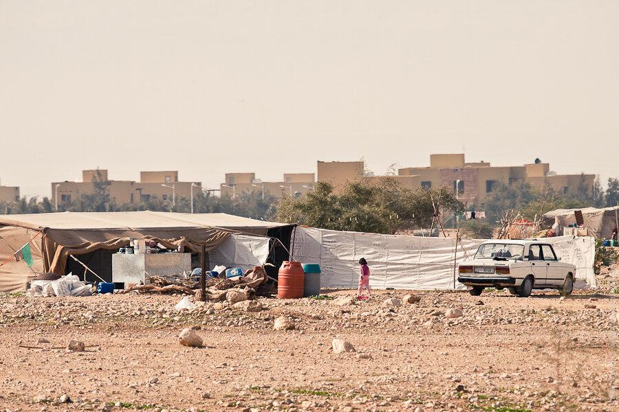 Пригородные поселения / Suburban settlements