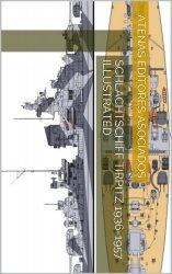 Книга Schlachtschiff Tirpitz 1936-1957