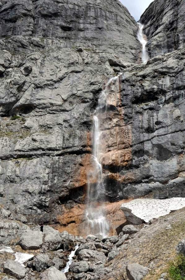 Водопад Пшехский (Водопадистый)