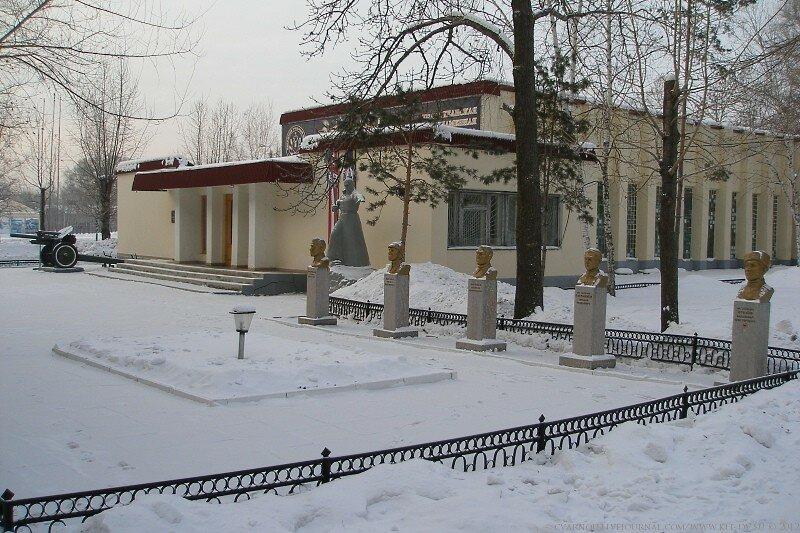 П Князе Волконское Г Хабаровск,В/Ч 58147