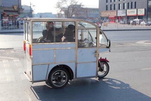 Автор: «omut» Китайское такси.