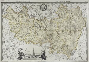 1793. Валкский уезд