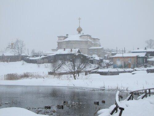 Мстера. церковь Иоанна Милостивого