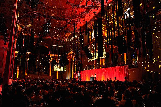 Благотворительный вечер DKMS в Нью-Йорке
