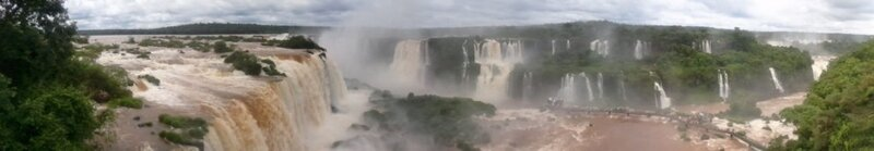 Cachoeira panorama