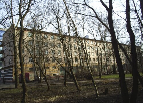 Звездная ул. 2/Московской шоссе 38