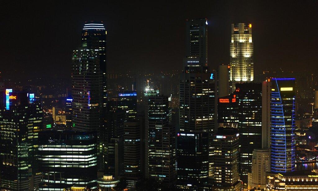 Сингапур, зима 2011, много фото мало текста