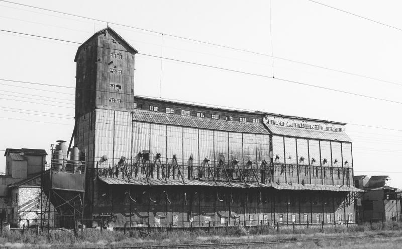 промышленные здания фото