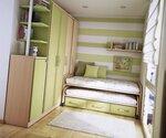 Дизайн маленьких Детских Комнат (Фото.