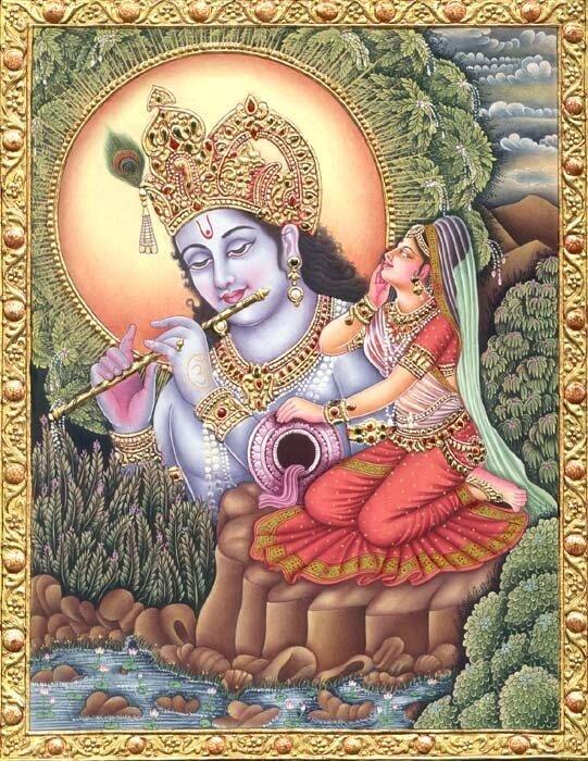 Изобразительное искусство Индии