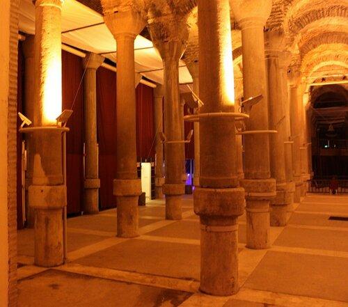 Цистерны Константинополя