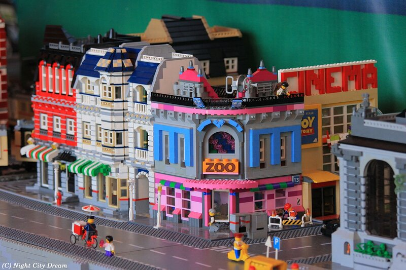 Игрушки LEGO в Москве!  kinderluxru