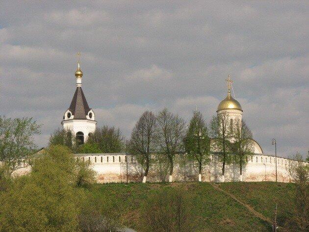 Богородице-Рождественский мужской монастырь. Владимир