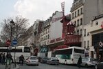 Париж. Кабаре Мулен Руж
