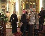 Молебен участников Форума в Свято-Успенском кафедральном Соборе