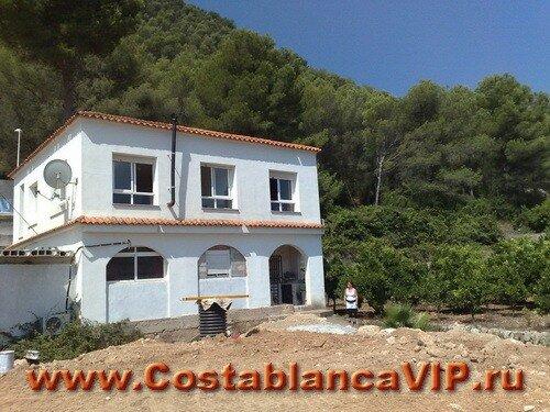 Дом в Marxuquera, дом в Гандии, дом в Испании, недвижимость в Испании, Коста Бланка, CostablancaVIP
