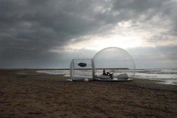 пузырчатый дом