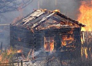 В Приморье при пожаре погибла женщина
