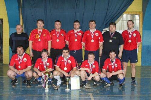 турнир по мини-футболу Подольск 2011