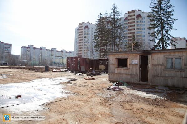 20 апреля на улице Победы , примерно в 20.40 , произошел пожар , горели строительные помещения