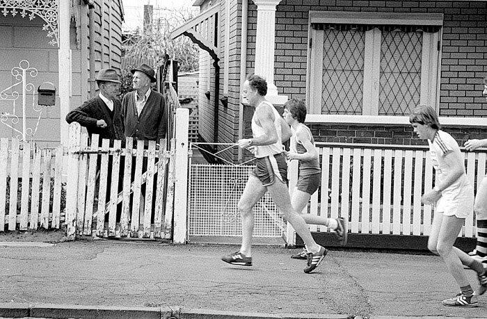 Fun Run Melbourne 1980
