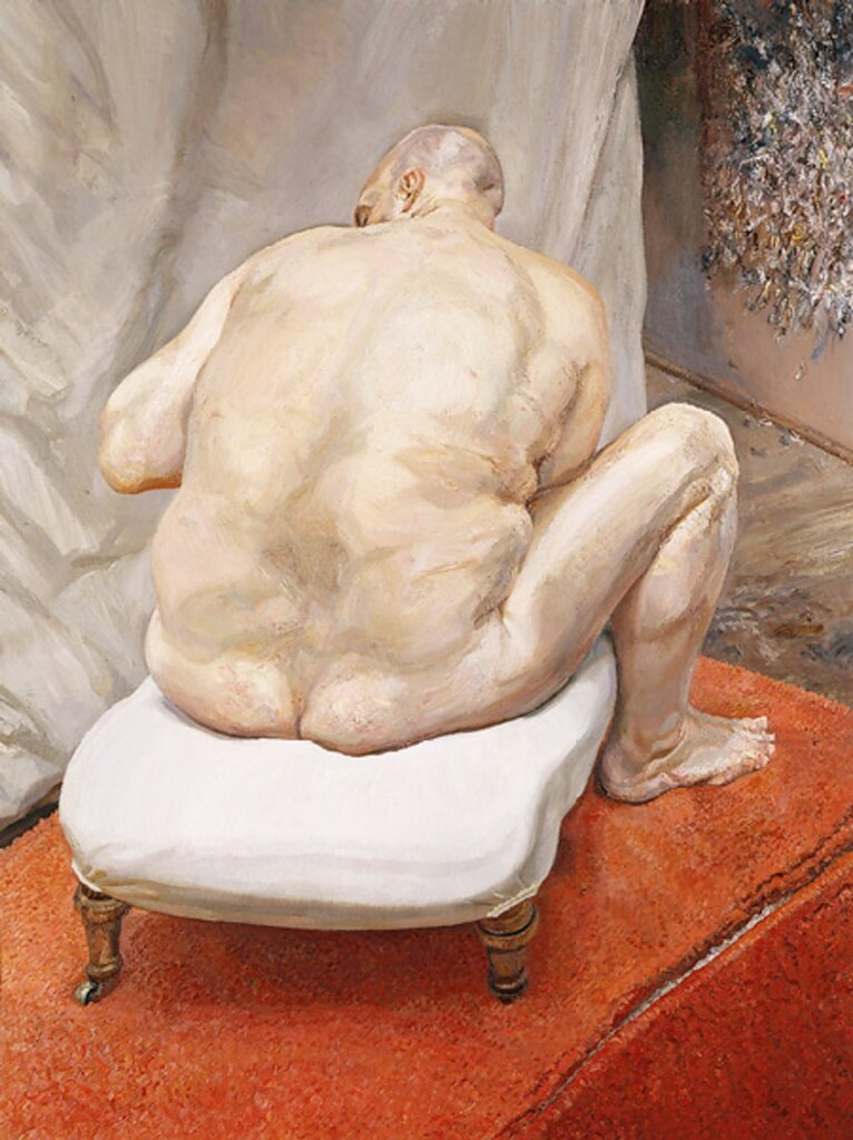 Lucian Freud, Naked Man