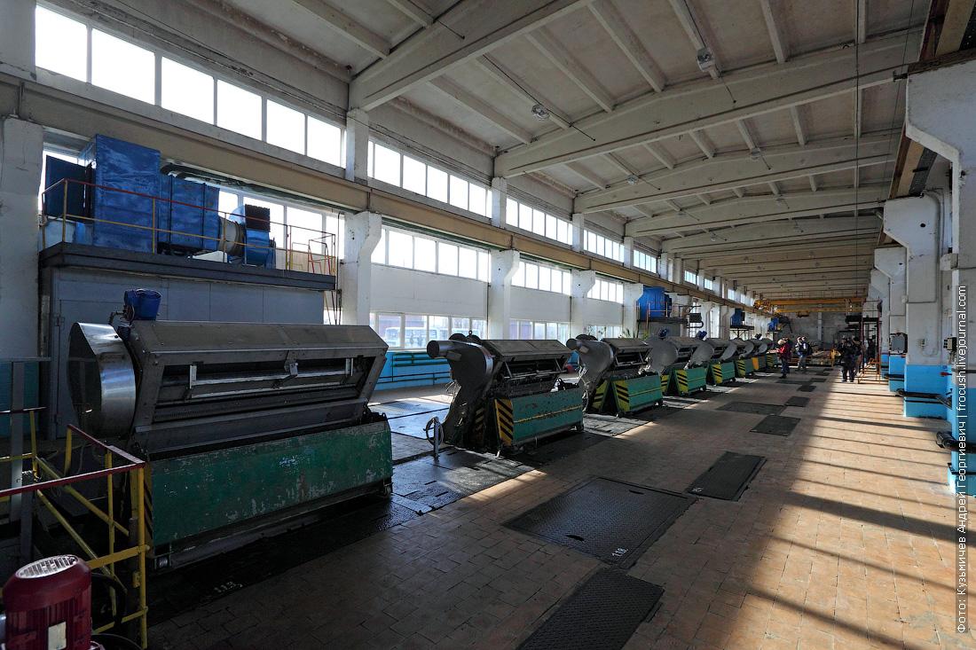 решетки курьяновские очистные сооружения фото