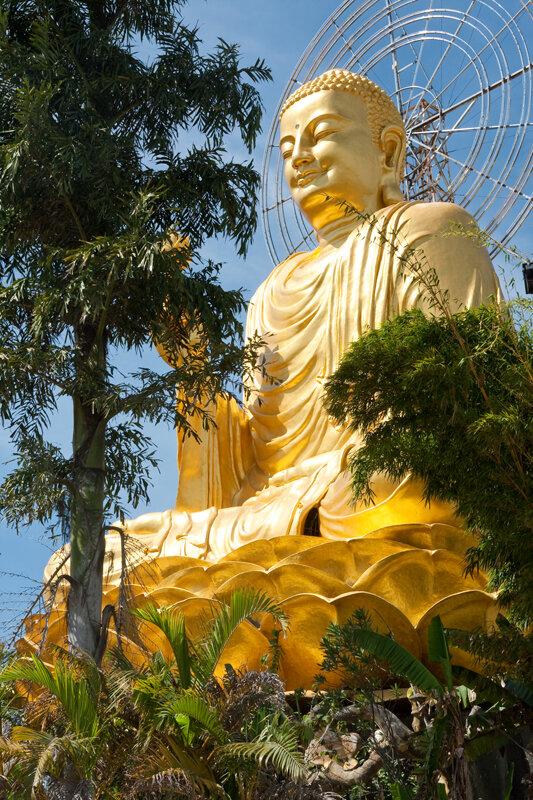 Сидящий Будда-5