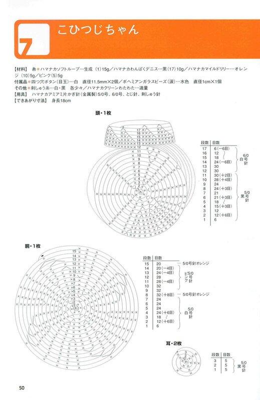 Amigurumi Vol.1