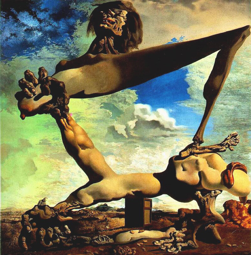 a biography and art of salvador dali a prominent spanish surrealist painter Dali was born as salvador doménec felip jacint dalí i domènech on 11 may 1904 in figueres town which was located closely to the french border in catalonia, spain salavador dali was born to father salvador.