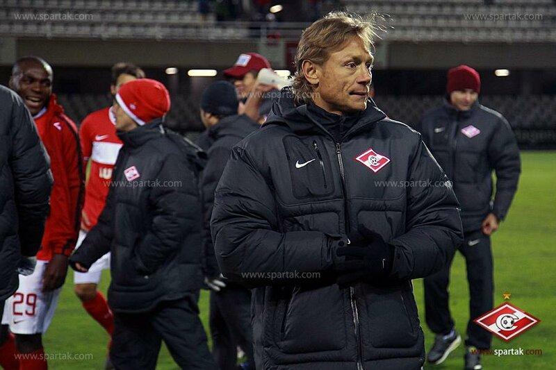 «Спартак» vs «Копенгаген» 1:0 финал Copa del Sol (Фото)