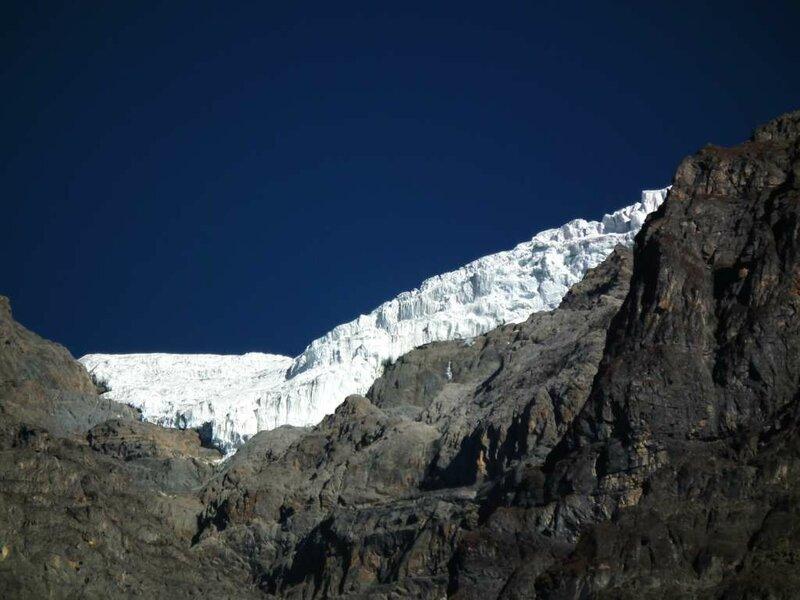 Ледник Каянг.