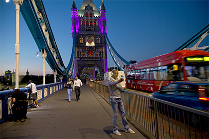 Определен самый посещаемый туристами город планеты
