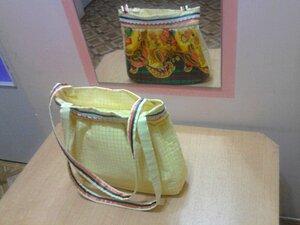 Гардероб Шитьё Летняя сумка Ленты Нитки Сутаж тесьма шнур Ткань фото 2.